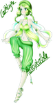 Adoptables-The Daughters of Mother Nature: Wind by Caithlyn