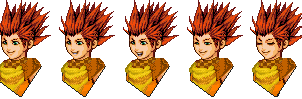 Lea Mug Sprite by ps2105