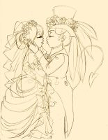 just married skecht by selene-nightmare69