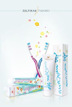 Tooth Paste Packaging Designs by byZED