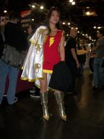 Mary Marvel at nycc 2010 by lenlenlen1