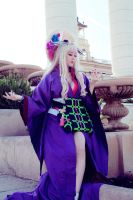 Sheryl Nome-Macross Frontier by BannanaDreams