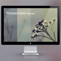 Thousand Eyes Wallpaper by clackographix