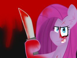 Pinkamena by lightning143