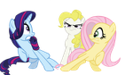MLP you two can't do it!! by Rainbowbase93
