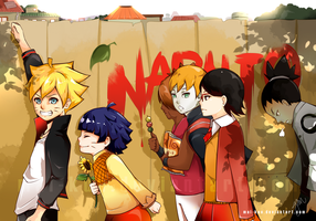 Naruto Next Generation by mai-kuu