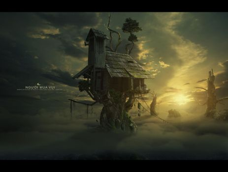 House Old by trancong1403