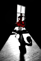 Dancing shadow by TheBurbivier
