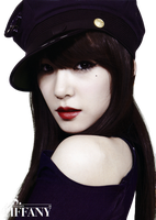 Render 2 - Tiffany (SNSD) by Starphine