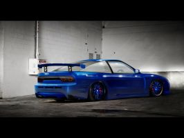 Nissan 200sx by Geryy