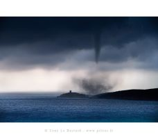 What a waterspout by TonyLeBastard