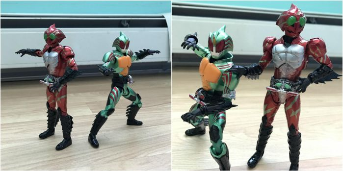Kamen Rider Amazons: Alpha and Omega by SentaiFive