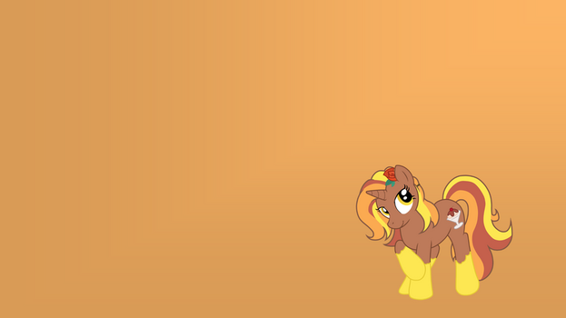 ButterscotchSundae Wallpaper by eaglehooves