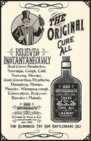 Snake oil ad by emptysamurai