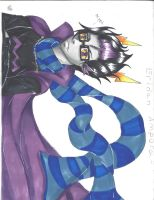 Eridan Ampora by AnimeShark