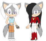Twin Adopts 2 for 1 deal (TAKEN) by TheVampiresRose
