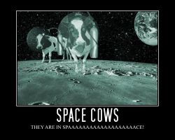 Space Cows by JessicaBane501