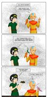 Avatar Month: Aang by vick330