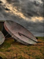 HDR Satalites by JimmyWilks