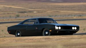 1970 Dodge Charger 440 R/T (Gran Turismo 6) by Vertualissimo