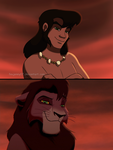 Humanized Kovu by FEuJenny07