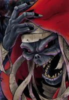 Mumm Ra by CelsoLudgero