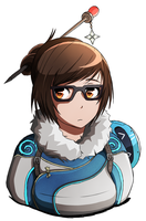 Mei Done - Overwatch by Chrissy743