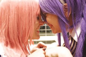 Vocaloid: Bunnyfly Kisses by J-o-i-FuL-CoSpLaY