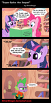 Super Spike the Sequel by SilverSlinger