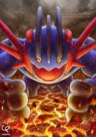 EARTH POWER!!! MEGA SWAMPERT!!~