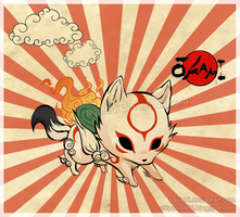 Okami by StePandy