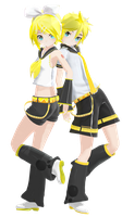 .:Appearance Kagamine Len Download:. by VenusSempai