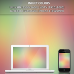 Inkjet Colors by InsanePiece