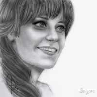 zooey deschanel by xXSaiyaraXx