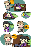 Sherlock please stop. by The-Investigators