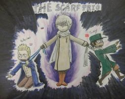 APH The Scarf Trio by empersian1234