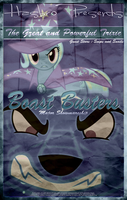 MLP : Boast Busters - Movie Poster by pims1978