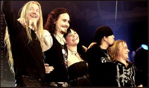 Nightwish - Antwerpen by Anvanya1981