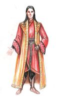 Feanor - costume by TolmanCotton