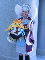 Wondercon 2015 - Melia Antiqua by MidnightLiger0