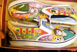 Shoes for Travis by SpellboundFox