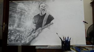 James Hetfield wip 2 by tubyx