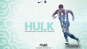 Hulk Wallpaper by ManiaGraphic