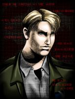 James from Silent Hill 2 by Razia
