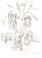 A-gents sketchs by hullo-whats-that