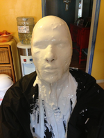 Niles Alginate Cast WIP -- Part 1 by The-1One