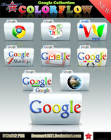 Google Folder Icons by Denmark1977
