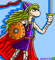 Lomax the Viking by Captain-Chaotica