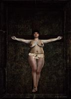 Metabolic crucifixion 600 by passionofagoddess