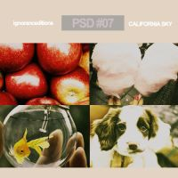 Psd #07 - California Sky by IgnoranceEditions